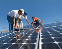 Find jobs in green energy